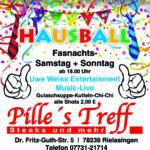 Hausball bei Pille und Ulla!